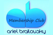 Ariel Brailovsky presenta su Membership Club