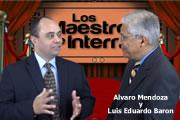 Alvaro Mendoza y Luis Eduardo Baron – Los Maestros de Internet