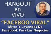 Roberto Cerrada – Facebook Viral – Mitos y Leyendas