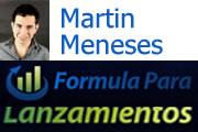 Martin Meneses – Formula para Lanzamientos