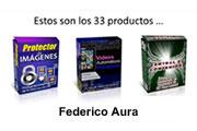 Federico Aura – Oferta Especial 33 Softwares