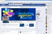 Humberto Saldarriaga – LandingPage en Facebook